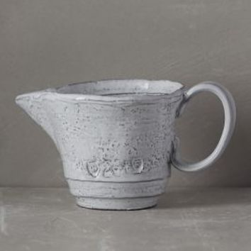 Glenna Creamer by Anthropologie in White Size: Creamer Serveware