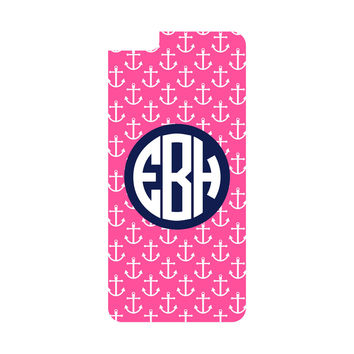 Pink Anchor iPhone 6/6s Plus Case (Apple)