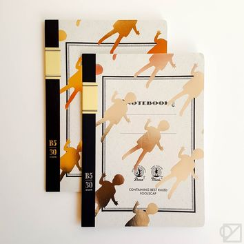 Penco x MINT DESIGNS Foolscap B5 Notebook