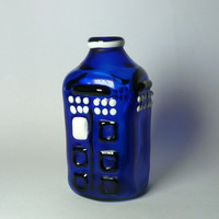 Doctor Who TARDIS Glass Pipe