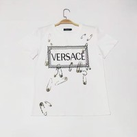 Versace Womens Cotton T-shirt