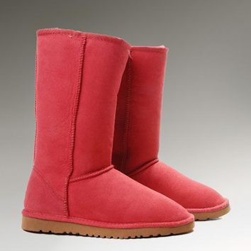 Ugg Classic Tall 5817 Red Boots