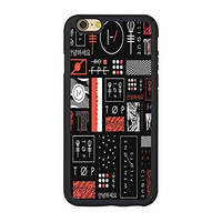 Twenty One Pilots Case for Iphone 6/6s TPU Case