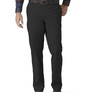 Dockers Pacific Collection On-The-Go Khaki Pants - Black - Men's