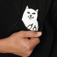 Rip N Dip Lord Nermal Pocket T-Shirt