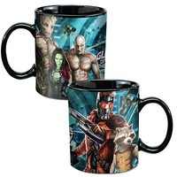 Guardians of the Galaxy 20 oz. Ceramic Mug - Vandor - Guardians of the Galaxy - Mugs at Entertainment Earth