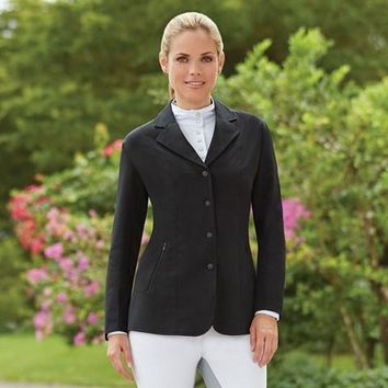 Piper Softshell Show Coat by SmartPak - SmartPak Equine