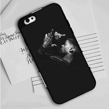 Kid Cudi (middle finger) iPhone Case