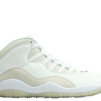 Air Jordan Men's 10 X Retro OVO White
