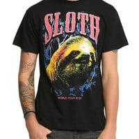 Sloth World Tour T-Shirt