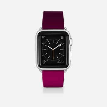 Black to pink gradient Apple Watch Band (42mm)  by WAMDESIGN | Casetify