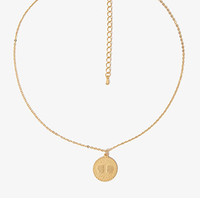 FOREVER 21 Going Steady Necklace Gold One