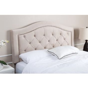 Coaster Company Fabric Upholstered Bonnet-shaped Headboard - Free Shipping Today - Overstock.com - 19305290 - Mobile