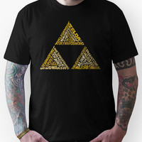 The Legend of Triforce Unisex T-Shirt