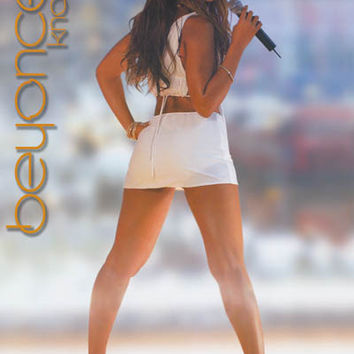 Beyonce Knowles Portrait Poster 24x34