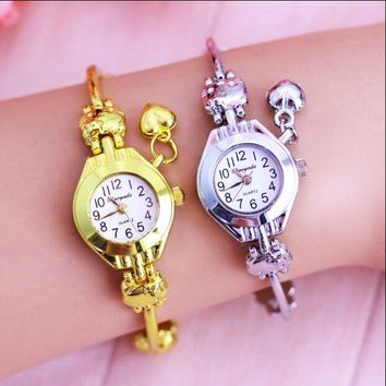 Kids Hello Kitty Watches Children Cartoon Watch Women Watches Cute Girl Watch students Clock Gift saat montre reloj relogio