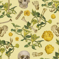 How Does Your Garden Grow? Removable Wallpaper