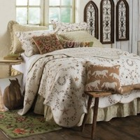 Welcome Home Embroidered Quilt Collection