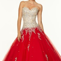 Paparazzi by Mori Lee 97135 Dress