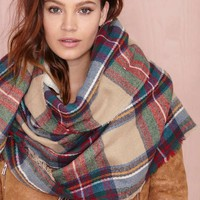 Fall Back Scarf