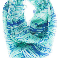 WATERBURY LOOP SCARF