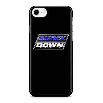 Wwe Smackdown Logo iPhone 8 Case