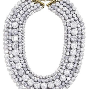 BaubleBar 'Globe' Multistrand Beaded Necklace | Nordstrom