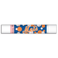 Worthy Blush Lip Shimmer - MLB New York Mets