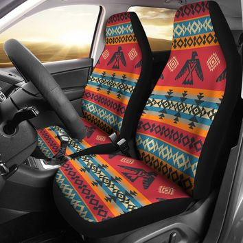 Native American Style Car Seat Covers