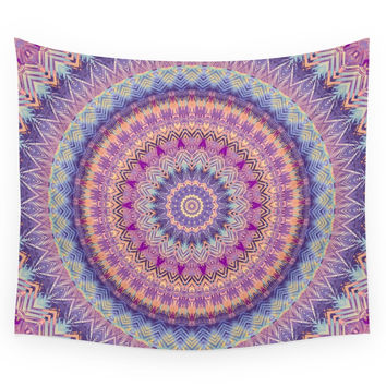 Society6 Mandala 239 Wall Tapestry