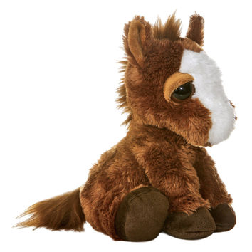 "Dreamy-Eyed ""Prancer"" Pony"