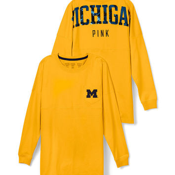 University of Michigan Bling Varsity Crew