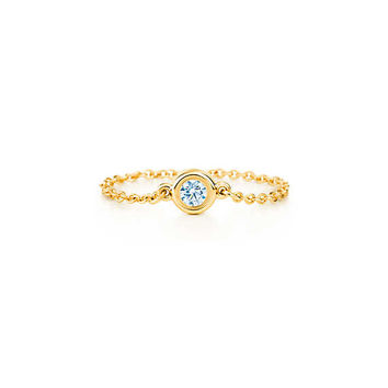 Tiffany & Co. - Elsa Peretti®:Diamonds by the Yard®<br>Ring