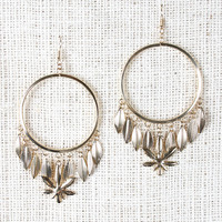 Assorted Leaves Earrings