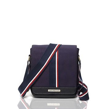 Hilfiger Stripe Camera Bag | Tommy Hilfiger USA