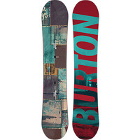 Support Local Process Off-Axis Snowboard - Burton Snowboards