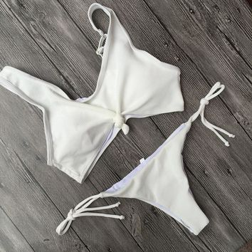 The Knotty Bikini Set
