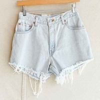 Vintage Faded Levi's Cutoff Short- Assorted One