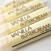 Buttercream Frosting Lip Balm  - Like the frosting on your birthday cake -