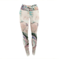 "Mat Miller ""Fluidity"" Yoga Leggings"