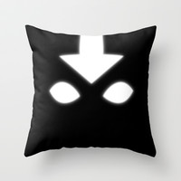 No, It's Not Over Throw Pillow by Kayla Nicole