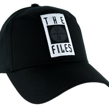 The X-Files Hat Baseball Cap Alternative Clothing Fox Mulder Dana Scully