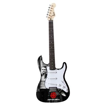 Autographed Fender Electric Guitar - Accessories