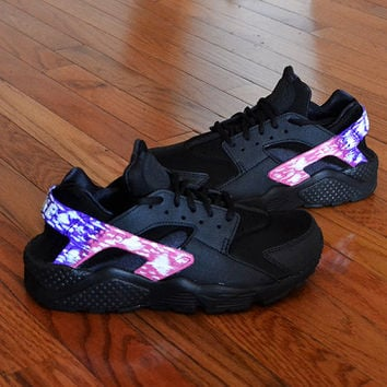 Custom Nike Haurache Womens Shoes One of a Kind