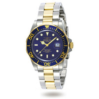Invicta 9310 Men's Pro Diver Swiss Blue Dial Watch