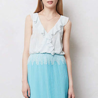 Anthropologie - Ruffled Tides Dress