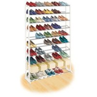 50 Pair Shoe Rack- Lynk®-For the Home-Storage-Closet