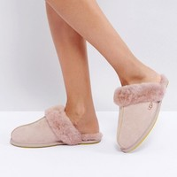 UGG Scuffette II Dusk Slippers at asos.com