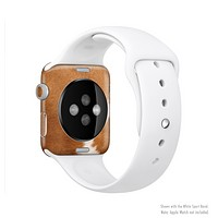The Real Brown Cow Coat Texture Full-Body Skin Kit for the Apple Watch