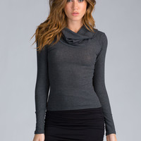 From The Start Turtleneck Top GoJane.com
